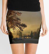 Northport at sunset Mini Skirt