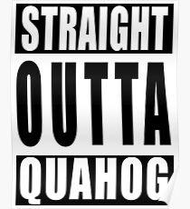 Straight Outta Quahog Poster