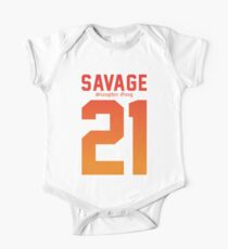 21 Savage Jersey  Kids Clothes