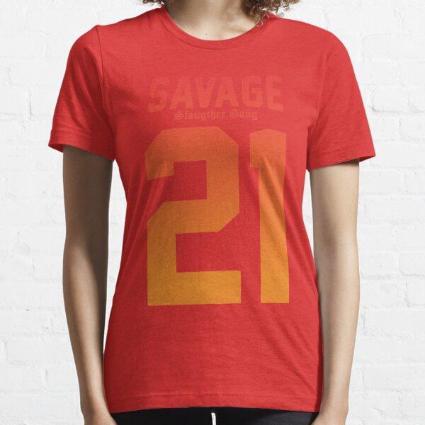 21 Savage Jersey  Essential T-Shirt