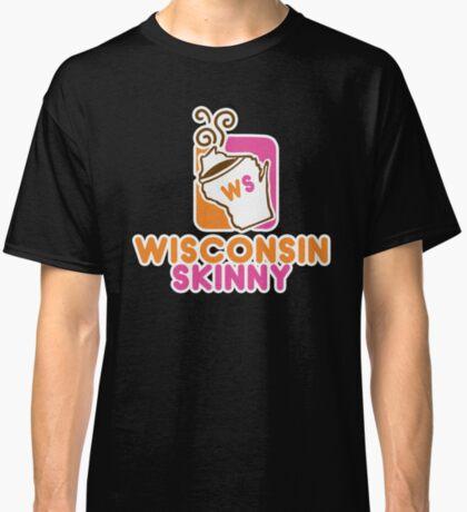 Wisconsin Skinny Mmmmm Classic T-Shirt