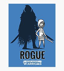 AFTER SCHOOL WARRIORS: ROGUE Photographic Print
