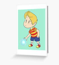 Lucas Greeting Card