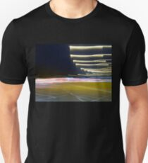 Freeway blur Unisex T-Shirt