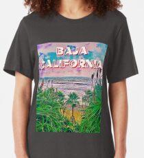 Baja California Deep Dreamin Slim Fit T-Shirt
