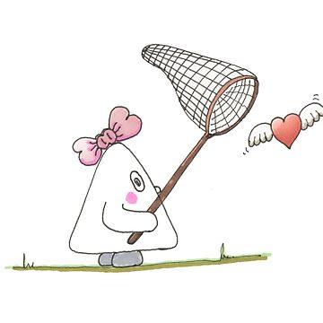 Valentine's Cards: Butterfly Net by MADEBYCATHERINE
