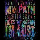 My Path by Lou Patrick Mackay