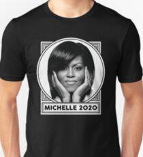 Michelle 2020 Slim Fit T-Shirt