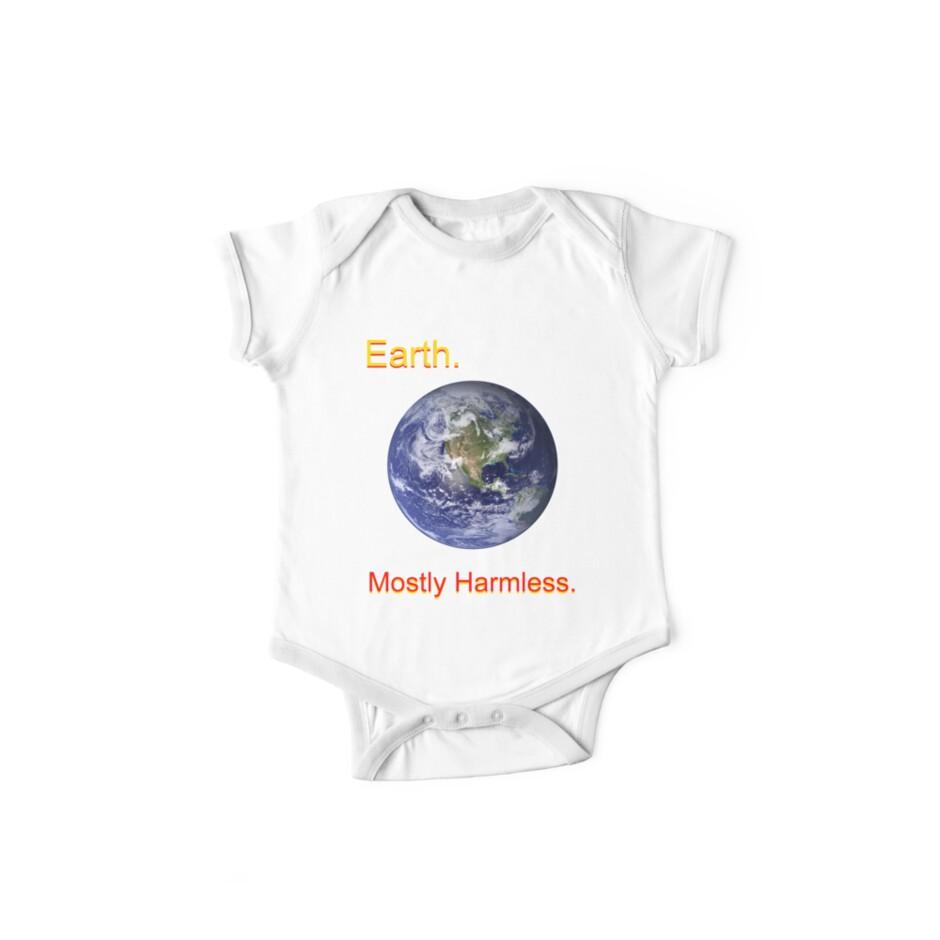 Earth: Mostly Harmless by shutupchloe