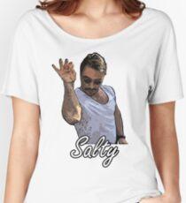 Salt Bae Meme Salty Women's Relaxed Fit T-Shirt