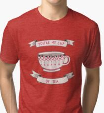 My Cup of Tea Tri-blend T-Shirt