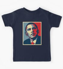 Obama - Thank You, Miss You Already Kids Tee