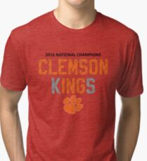 Clemson Kings - Clemsoning Tri-blend T-Shirt