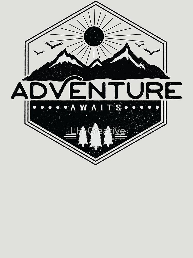 Das Abenteuer wartet von LH-Creative