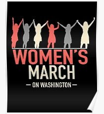 Womens March on Washington Poster