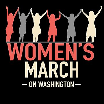 Womens March on Washington by glrdokia