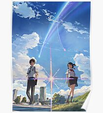 Kimi no na wa [Your Name] Poster