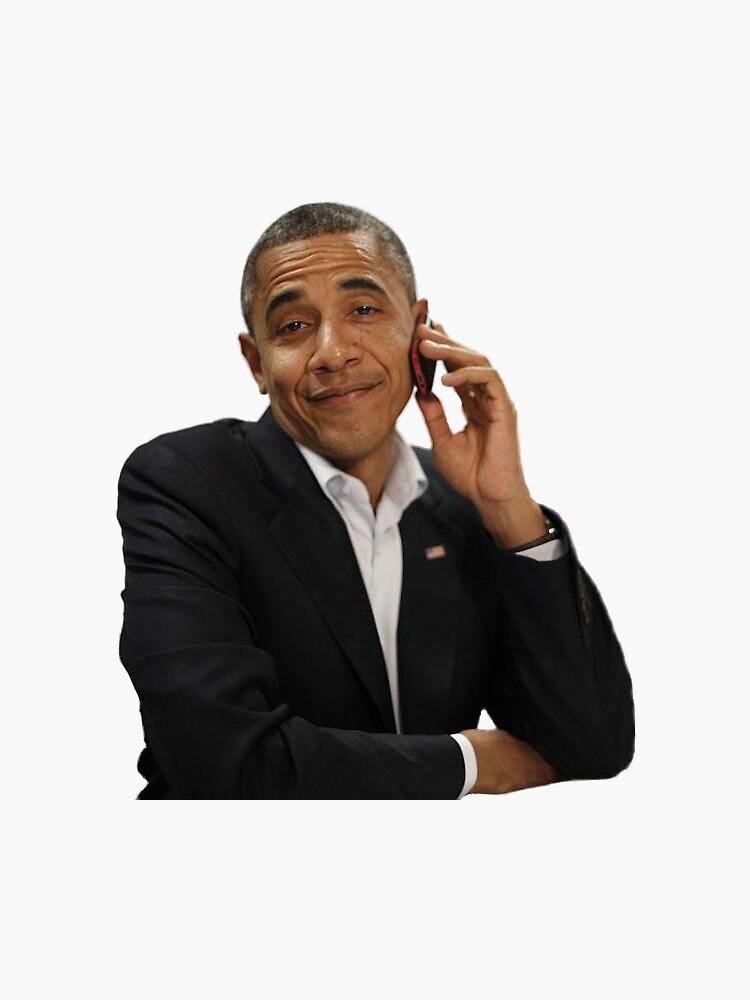 Barack Obama! by statefarmpen
