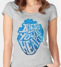 Bless Your Heart Women's Fitted Scoop T-Shirt