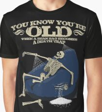 You know you're OLD when... Graphic T-Shirt