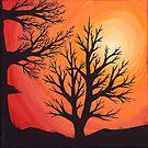 Shadows of the Seasons Fall by morbidheart