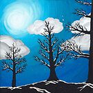 Shadows of the Seasons Winter by morbidheart