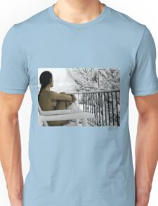 """Snowstorm"" Unisex T-Shirt"