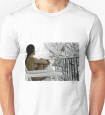 """Snowstorm"" T-Shirt"