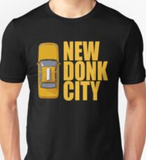 New Donk City Taxi T-Shirt
