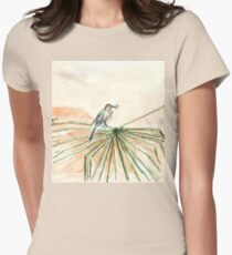 The Cape Wagtail thinks it's Spring! T-Shirt