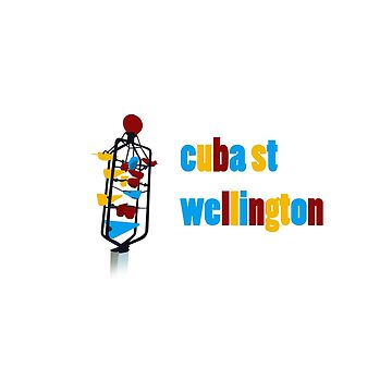 Cuba St x Wellington de NathanTse
