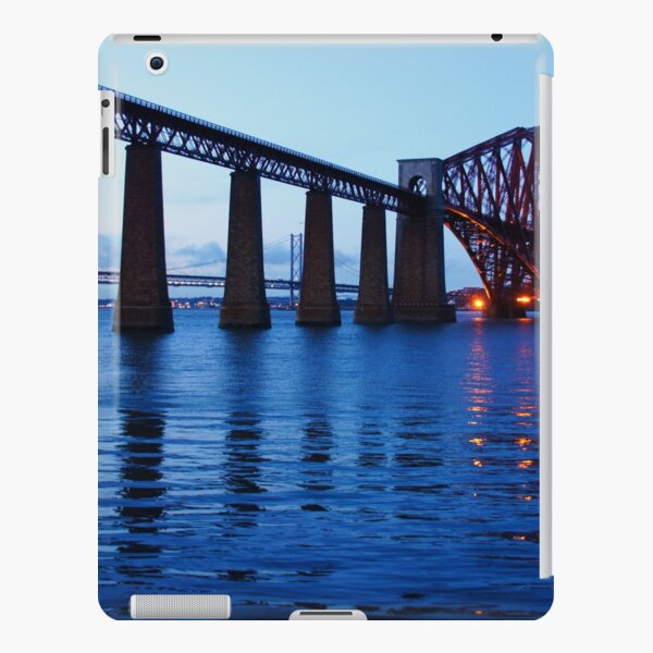 Forth Rail Bridge at Dusk iPad Snap Case