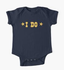 I Do with stars (MATCHING me too!) One Piece - Short Sleeve