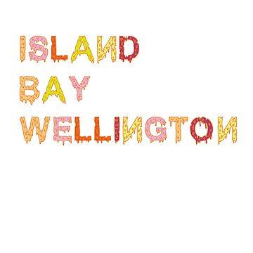 Island Bay x Wellington de NathanTse