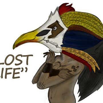 LOST LIFE FROM BEST NIGHT CRAWLER by ankone