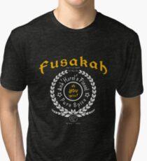 fusakah Tri-blend T-Shirt