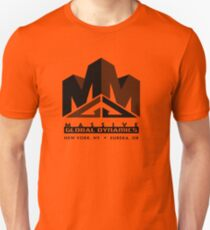 Massive Global Dynamics Unisex T-Shirt