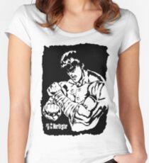 Ken Women's Fitted Scoop T-Shirt