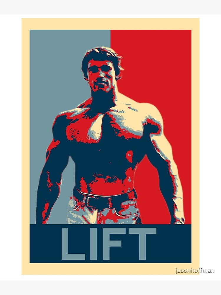 Arnold Training Lift Gym by jasonhoffman
