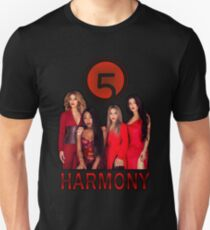 FIFTH HARMONY RED PHOTOSHOOT 2017 Unisex T-Shirt