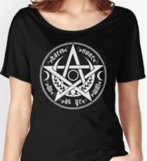 DO AS YE WILL - rede Relaxed Fit T-Shirt