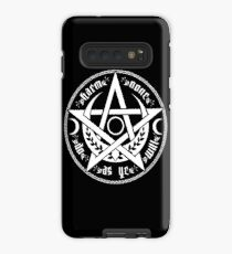 DO AS YE WILL - rede Case/Skin for Samsung Galaxy