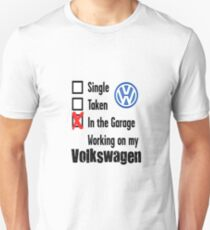 VW Relationship Unisex T-Shirt