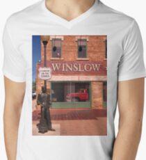 Standing on the Corner in Winslow Arizona T-Shirt