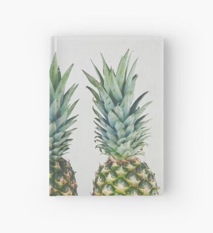 Pineapple Trio Hardcover Journal