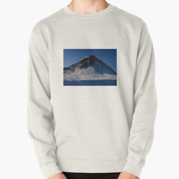 Buachaille Etive Mor 862, the Highlands , Scotland Pullover Sweatshirt