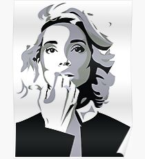 The Amazing Annie Clark Poster