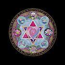 Open to Love's Flow by lakshini
