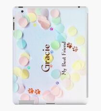 Gracie - sideview iPad Case/Skin