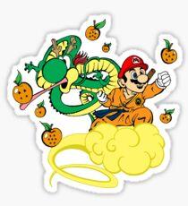 Super Mario Ball Sticker
